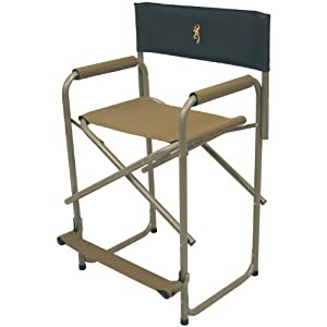 Browning Directors Chair XT Camping Chairs Sports Outd