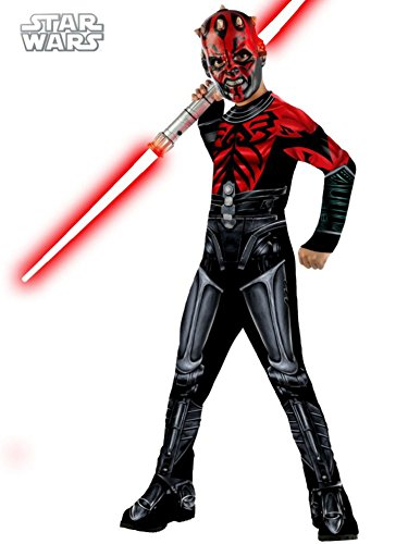 [Darth Maul Mechanical Costume - Medium] (Child Darth Maul Costumes)
