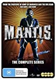 M.A.N.T.I.S. - The Complete Series (4DVD TIN CASE SET) (NTSC) (REGION 4) IMPORT