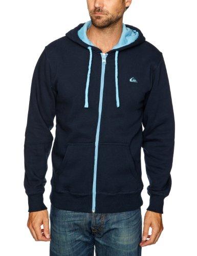 Quiksilver Contrast-KPMSW092 Men's Sweatshirt Navy Large