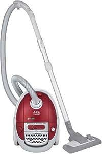 AEG Ultra Silencer AUS4045 Staubsauger Betriebsgeräusch 71 dB / 1800 Watt / Wessel RD 295 / HEPA H12