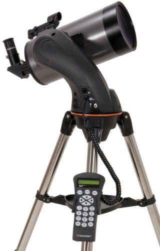 Read About Celestron NexStar 127SLT Mak Computerized Telescope (Black)