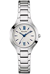 Bulova Women's Classic - 96L215 Silver Watch