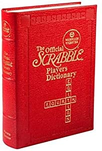 the official scrabble players dictionary fifth edition pdf
