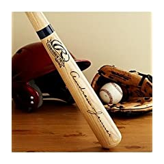 Buy Personalized Engraved Baseball Bat - 30 - Script Name by Personal Creations