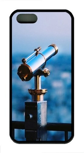 Astronomical Telescope Tpu Case Cover For Iphone 5 And Iphone 5S Black