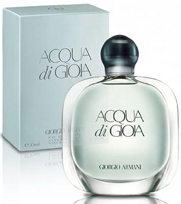Acqua Di Gioia by Giorgio Armani Eau De Parfum Spray for Women, 1.70-Ounce