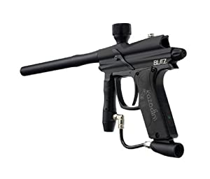 Buy Azodin Blitz Electronic Paintball Marker Gun - Black by Azodin