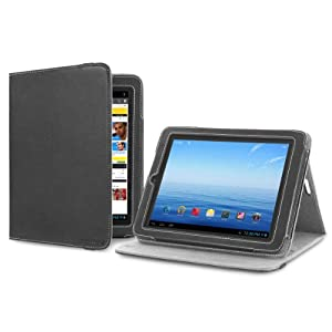 Cover-Up Nextbook Premium8HD (NX008HD8G) (8-inch) Tablet Version Stand Cover Case - Black