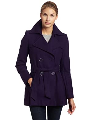 Via%20Spiga%20Womens%20Belted%20Wool%20Trench%20Coat