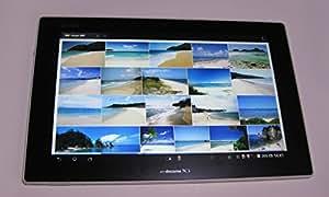 (docomo) XperiaTM Tablet Z SO-03E ホワイト