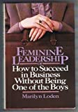 Feminine Leadership