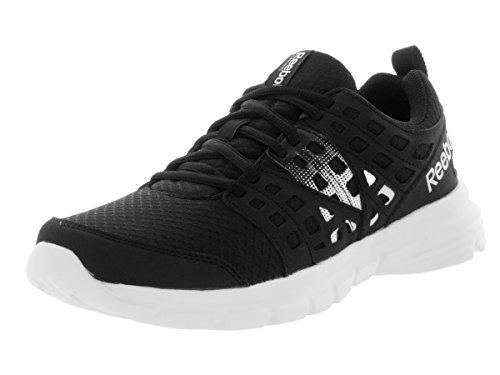 Reebok Women's Speed Rise Black/White/Royal/Silver Running Shoe 8 Women US (Reebok Running Shoes Women compare prices)