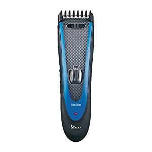buy syska ht1309 hair and beard trimmer black blue. Black Bedroom Furniture Sets. Home Design Ideas