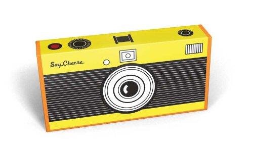 Box Play for Kids Camera Mac 'n' Cheese Box Stickers