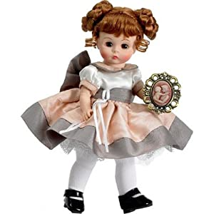"Madame Alexander Dolls Grandma's Favorite Cameo, 8"", Americana Collection"