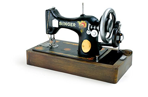 7429 - Singer Nähmaschine als Vintage -Deko