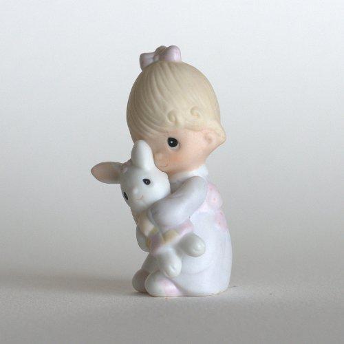 Precious Moments Figurine ~ Jesus Loves Me #E-9279 front-935588