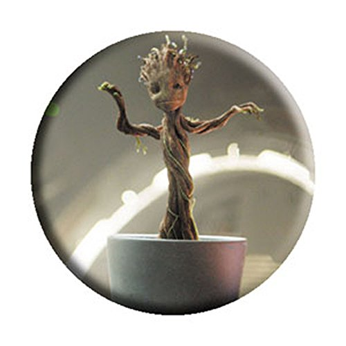 Guardians of the Galaxy - Baby Groot - Marvel Comics - Pinback Button 1.25""