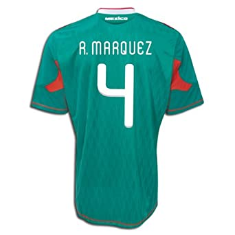 Buy Adidas R. MARQUEZ #4 Mexico Home WC 2010 Ladies by adidas