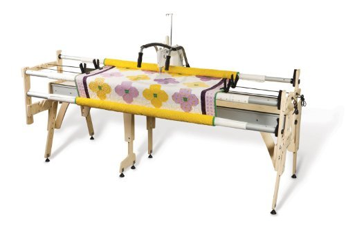 Sale Grace Gracie Queen Wooden Sewing Quilting Frame With Height ...