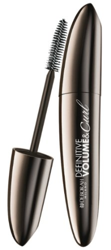 Deborah Milano Mascara Definitive Volume & Curl, Nero