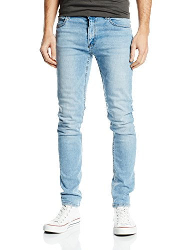 Cheap Monday Tight Stonewash Blue, Blu Uomo, Blu (Stonewash Blue), W32/L32