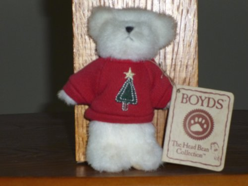 411p76Uc%2BcL Buy  Boyds Christmas Teddy Bear