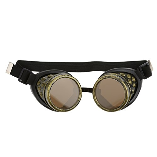 Vintage-Lunettes-Anti-Vent-Cyber-Rembourres-Steampunk-Soudage-Goth-Photos-Cosplay