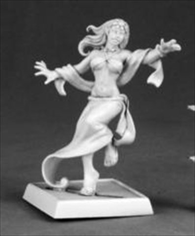 Reaper Miniatures 60061 Pathfinder Series Shazathared, Marid Miniature by Reaper