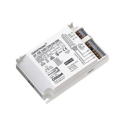 Osram Quicktronic QTi DALI-T/E High-Frequency 2x18-42 Electronic Ballast - 2x 18-42W T/E Lights
