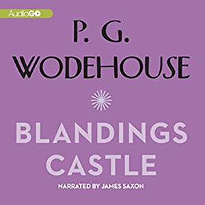 Blandings Castle Audiobook