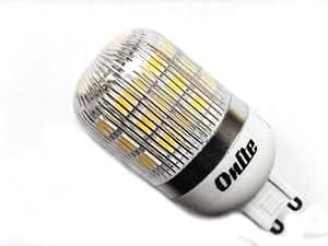 Onite G9 led light 110V WarmWhite 5050 27 SMD
