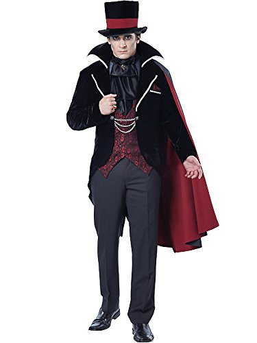 California Costumes Immortal Vampire Groom Adult Costume