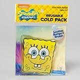 Spongebob Squarepants Cold Boo Boo Pack Plus Spongebob Glow in the Dark Band-Aids
