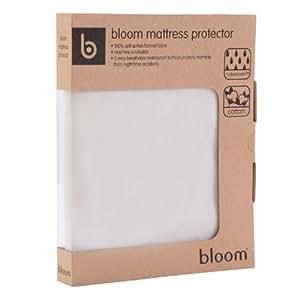 Amazon Bloom Universal Mattress Protector Natural