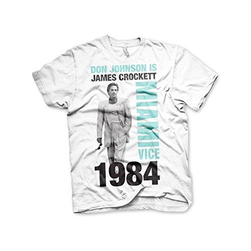 officially-licensed-merchandise-miami-vice-don-johnson-is-crockett-t-shirt-white-medium