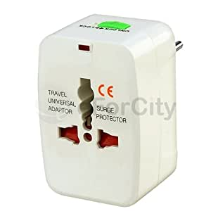 International World Travel Wall Charger Power Adapter for Iphone 5 4 4s 3g 3gs