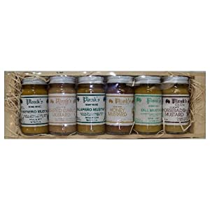 Amish Buggy Gift Pack, Mustard's