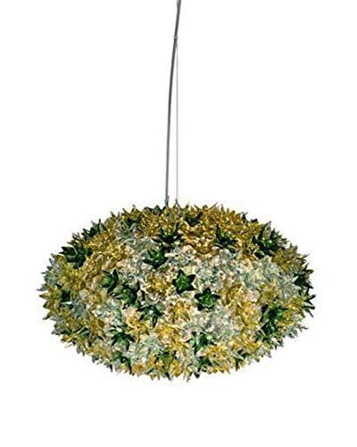 Kartell Lámpara de Techo Bloom S1 Verde
