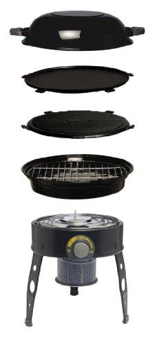 CADAC Safari Chef 4-in-1 High Pressure Gas Cooker