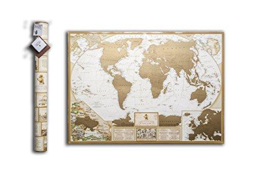 World traveler map set – World Traveler Map Set