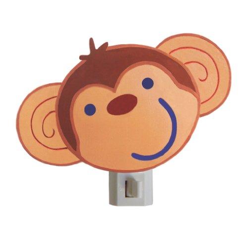 Nojo Night Light, Monkey front-1057428