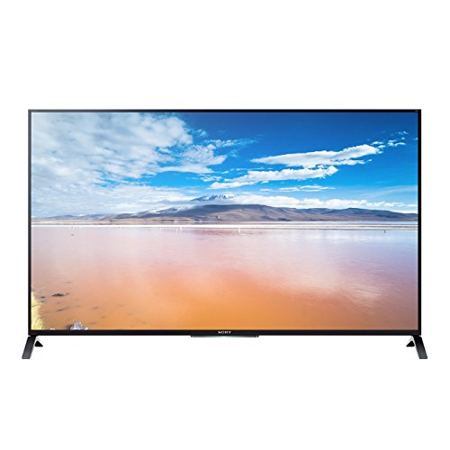 BRAVIA KD-55X8505B 139 cm (55 Zoll) 3D-LED-Backlight-Fernseher (4K X-Reality PRO UltraHD, DVB-T/T2/C/S/S2, Motionflow XR 200Hz, WLAN, Smart View, Skype)