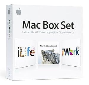 Mac Box Set 10.6.3 - Old Version