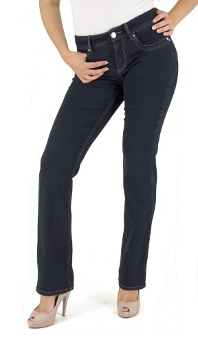 Paddock's Jeans Tracy Blue Black - Stretch (deutsche Größe 40 - L34)