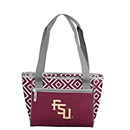 NCAA Florida State Seminoles DD 16 Can Cooler Tote, Adult, Red