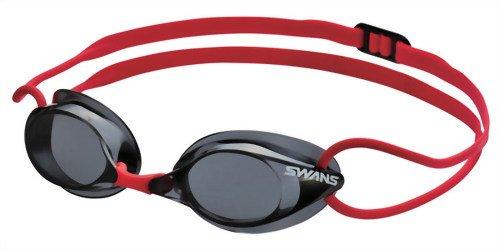 SWANS (Swan's) swimming goggles dark smoke DSMK SR1NEV