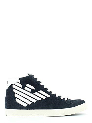 Ea7 emporio armani 278018 5A299 Sneakers Uomo Notte 38