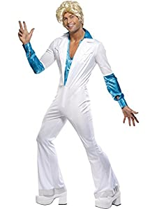 Disco Man Costume, All in One